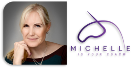 Michelle Nolting and logo