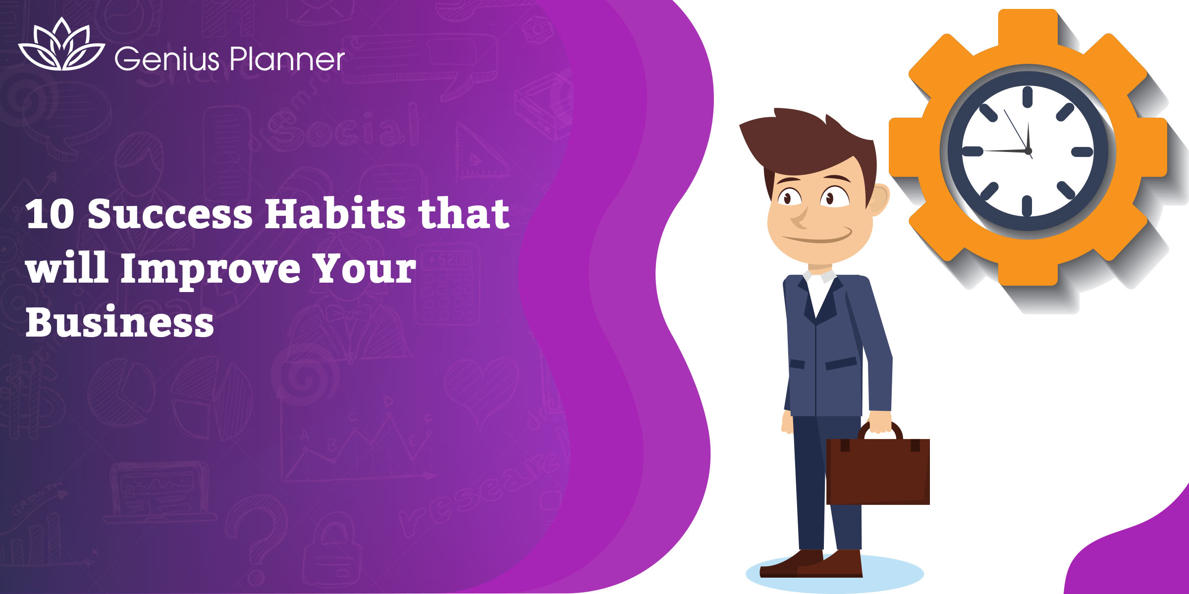 10 Success Habits that will Improve Your Business