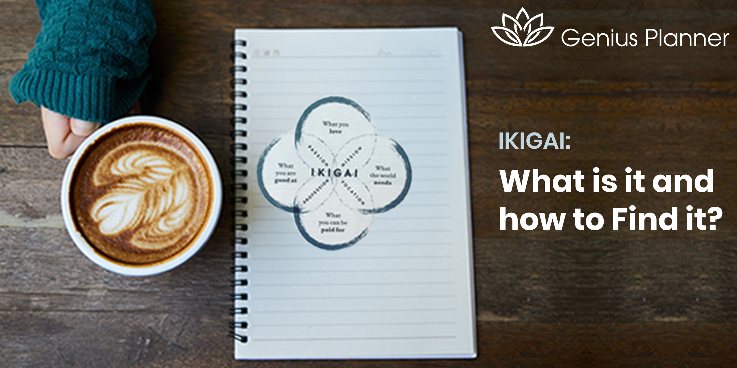 IKIGAI: What is it and how to find it?