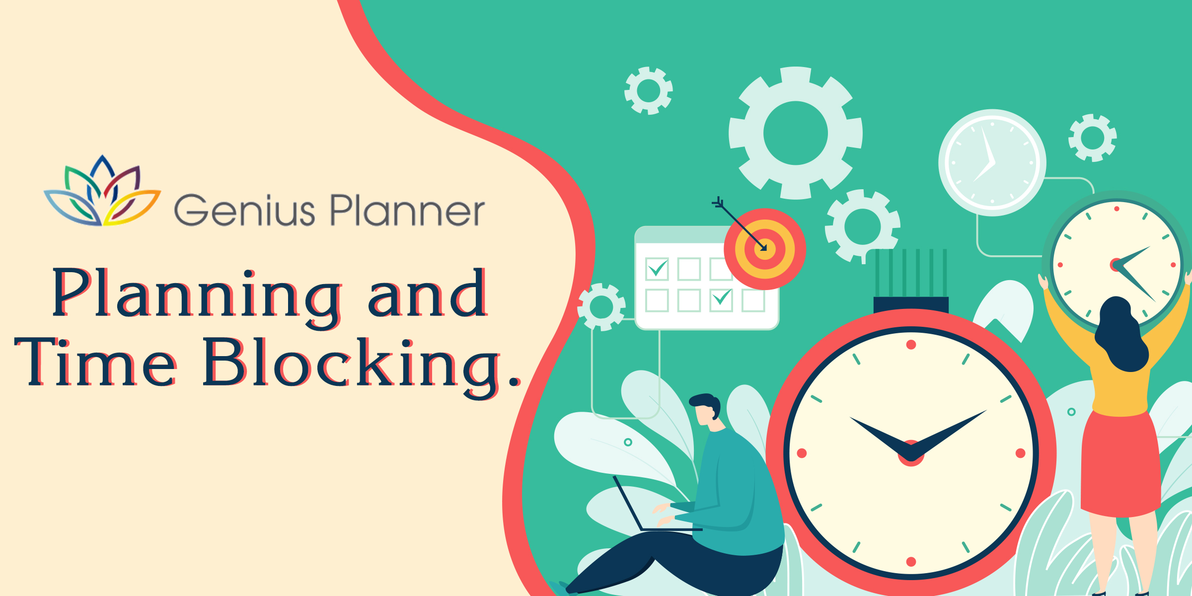 Planning and Time Blocking: Build your power week around your energy and create flow.
